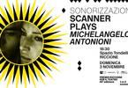 Scanner plays Michelangelo Antonioni ◆ sonorizzazione live
