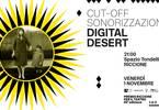 Digital Desert ◆ Sonorizzazione live Deserto Rosso