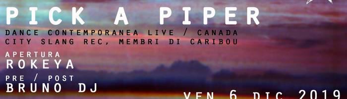 Pick a piper / can bruno dj rokeya live al tnt