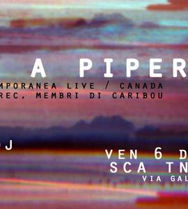 Pick a piper / can bruno dj rokeya live al tnt
