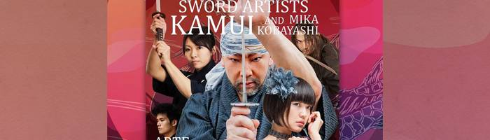 The Samurai Sword Artists Kamui and Mika Kobayashi