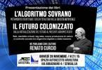 Algoritmi e virtualizzazione, incontro con Renato Curcio
