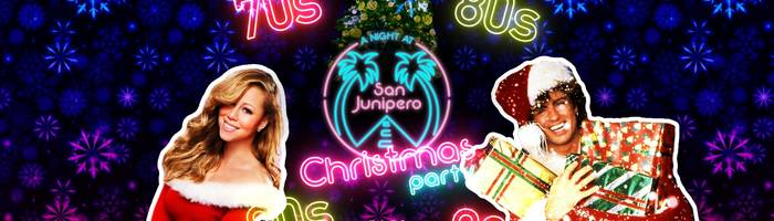 A Night At San Junipero ★ All I want for Christmas is You ★
