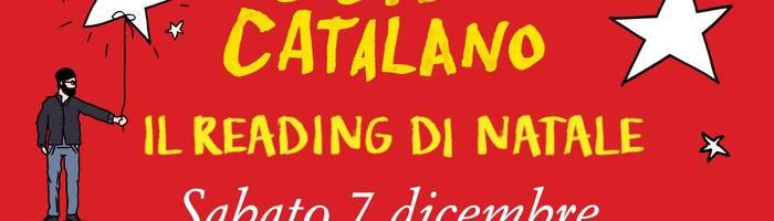 Guido Catalano a Roma | Il Reading di Natale