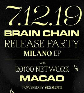 Brainchain Release Party & 20100ntwrk