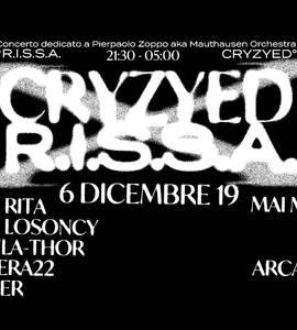 Cryzyed >< RISSA
