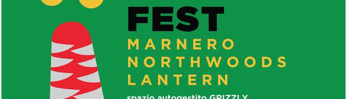 Groarr Fest - Marnero, Lantern e Northwoods