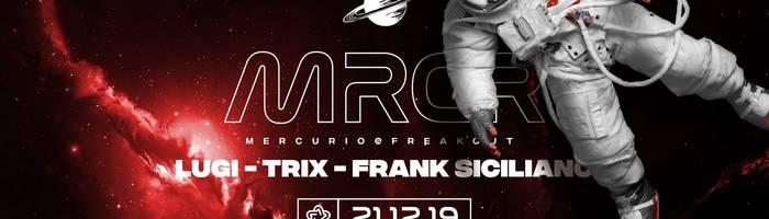 Mercurio -> Lugi, trix, Frank Siciliano