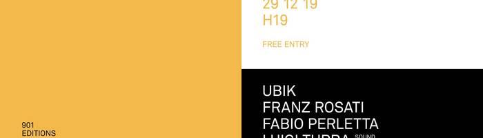 Klang presenta: 9+1=0 Roma editions fest
