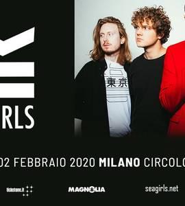 Sea Girls in concerto a Milano