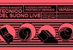 Corso avanzato di Tecnico del Suono Live | Magnolia