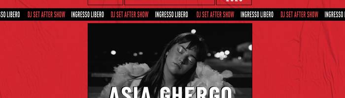 Asia Ghergo // MIND Studios
