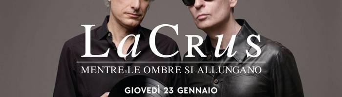 "La Crus ""Mentre le ombre si allungano"" live at Big Barrè Cesena"