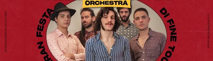 Mille Punti Orchestra • Gran Festa di Fine Tour | Magnolia