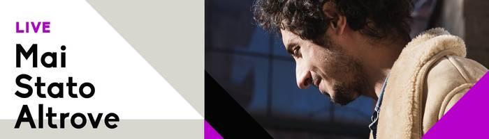 Retape presenta Mai Stato Altrove // MONK Roma