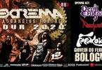 Extrema, Devil Crusade, Disboskator | Freakout Club