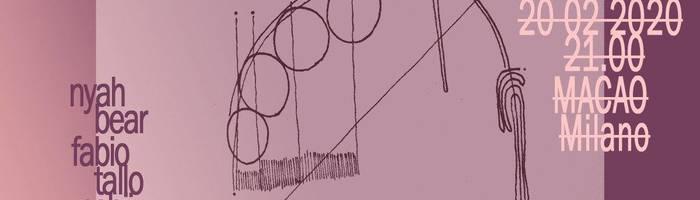 Betweeneast Andrapture – Nyah Bear / Yoshii Swxdn / Fabio Tallo