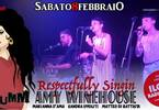Respectfully Singin' Amy Winehouse allo Scumm