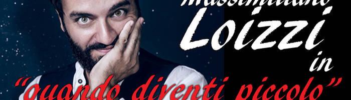 Stand Up Comedy - Massimiliano Loizzi allo Scumm
