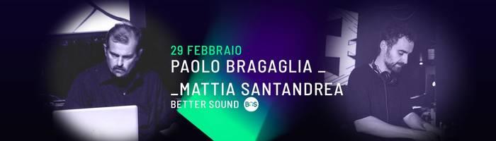 P. Bragaglia / Better Sound // MIND Studios