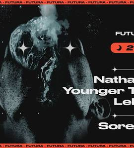 Futura: Nathan Micay ;Younger Than Me | TDFP