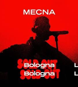 """SOLD OUT Mecna """"Fuori dalla città"""" tour   Bologna 20-21/02/20"""