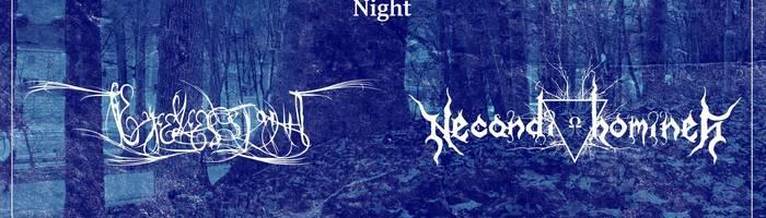 Eyelessight + Necandi Homines • 28/02 • Scumm - PE