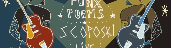 Punx Poems presentazione libro + live by Scoposki