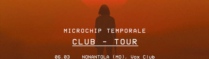 Subsonica - Microchip Temporale Club Tour - Nonantola (MO)