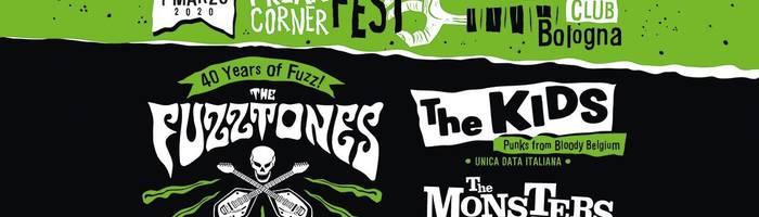 The Fuzztones, The Kids, The Monsters - The Freak Corner Fest