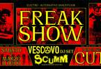 Freakshow! il Vescovo in consolle nella Cave Room - sab 7 mar