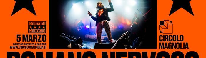 Romano Nervoso live | Magnolia - Milano