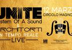 Africa Unite System of a Sound & Architorti live | Magnolia