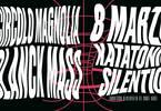 Blanck Mass Live A/V | Magnolia - Milano