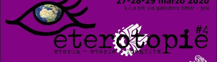 Eterotopie #4 - Quarto festival Libreria Indipendente Sabot