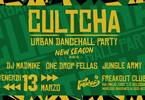Cultcha urban dancehall party at Freakout - Bologna