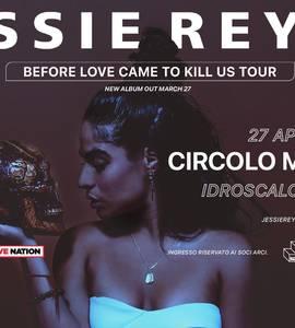 Jessie Reyez live | Magnolia - Milano