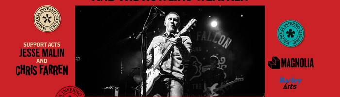Brian Fallon and the Howling Weather live in Milan