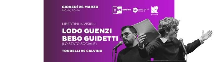 Lodo Guenzi, Bebo Guidetti - Libertini Invisibili | We Reading