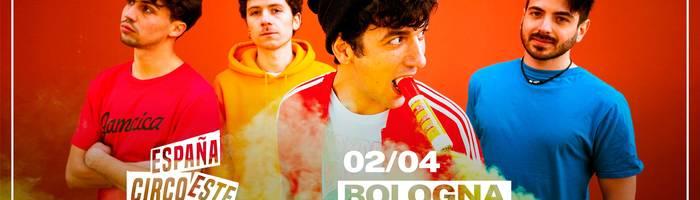 España Circo Este live at Locomotiv | Bologna