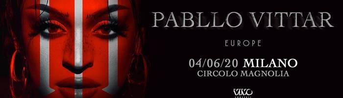 Pabllo Vittar in concerto a Milano