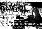 Full Of Hell & Primitive Man - Bologna