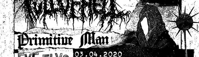 Full Of Hell & Primitive Man - Bologna