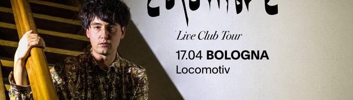 Colombre live al Locomotiv • Bologna