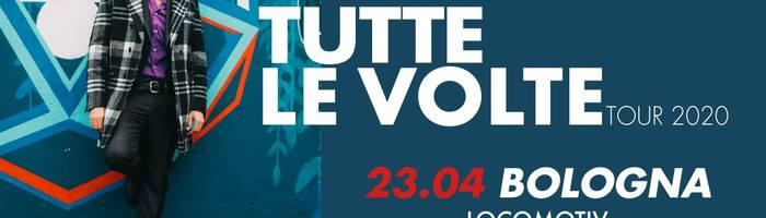 Eman Tutte Le Volte Tour - 23.04.2020 - Bologna