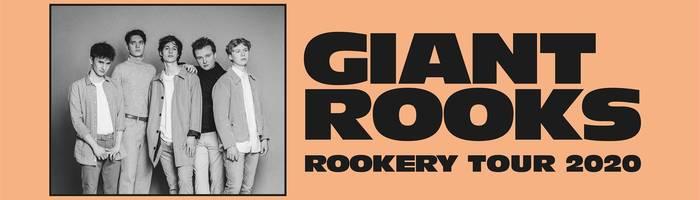 Giant Rooks • Bologna • Locomotiv Club