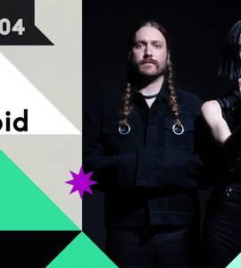 Föllakzoid live at MONK // Roma
