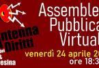 Antenna dei diritti Jesi e Vallesina Assemblea pubblica virtuale