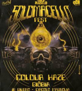 SoloMacello Fest XI con Colour Haze e Giobia
