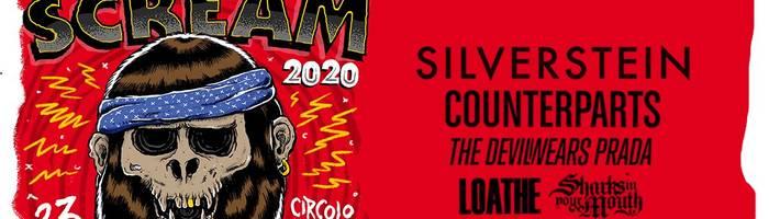 Summer Scream 2020 | Circolo Magnolia, Milano